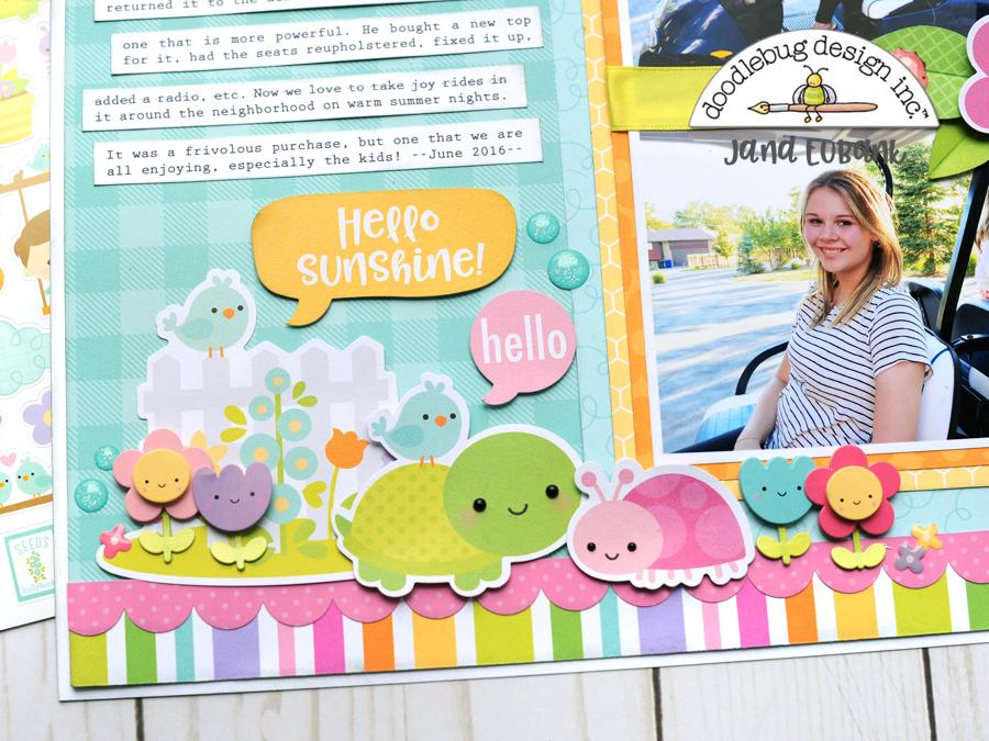 Jana Eubank Doodlebug Simply Spring Love This 4 900