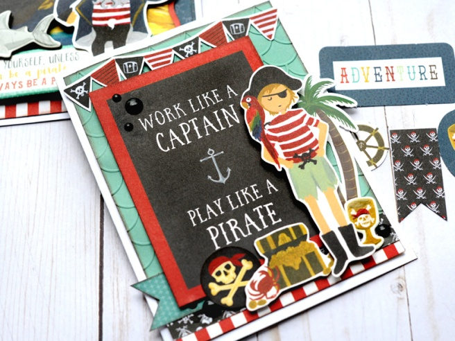 Jana Eubank Echo Park Paper Pirate Tales Card Trio 4 800