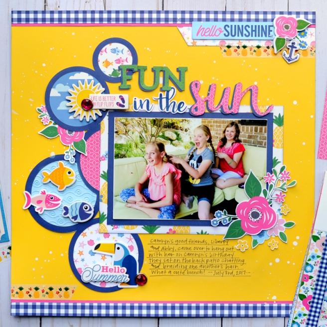 Jana Eubank Echo Park I Love Summer 1b 800