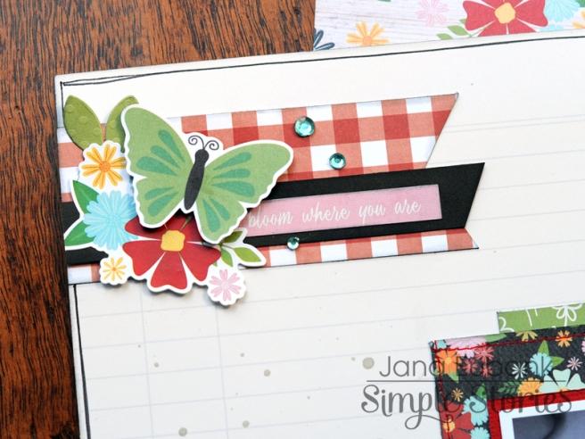 Jana Eubank Simple Stories Springtime Happy 2 800