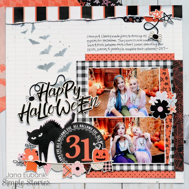 Jana Eubank Simple Stories Happy Haunting Layout 1Crop 1500