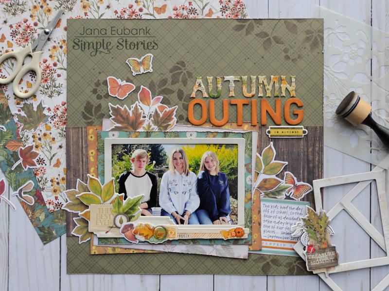 Jana Eubank Simple Stories Autumn Splendor Layout 1 800