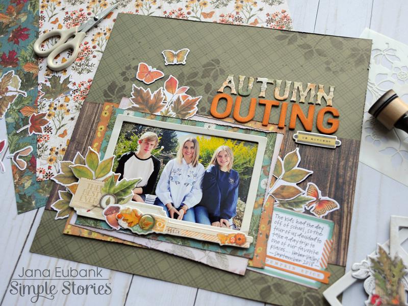 Jana Eubank Simple Stories Autumn Splendor Layout 6 800