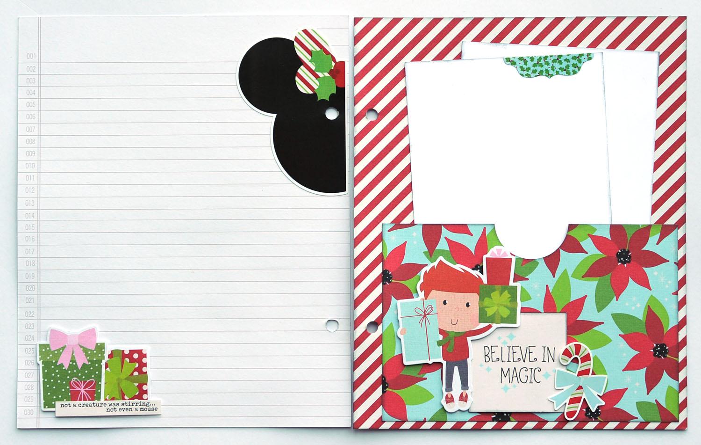 24 Jana Eubank Simple Stories Say Cheese Christmas SNAP Album