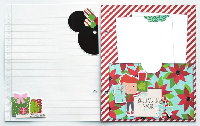 24 Jana Eubank Simple Stories Say Cheese Christmas SNAP Album