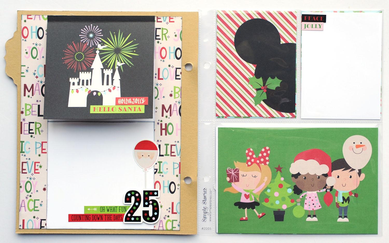 5 Jana Eubank Simple Stories Say Cheese Christmas SNAP Album