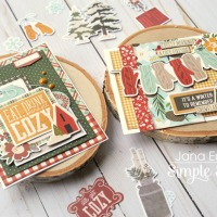 Simple Stories: Winter Farmhouse Cards
